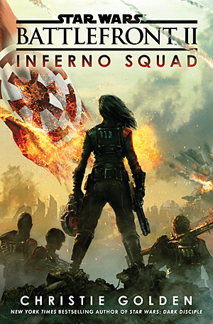 Star Wars Battlefront II: Inferno Squad, Image: Arrow