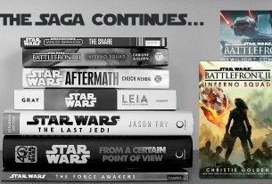 The Saga Continues, Battlefront Novels