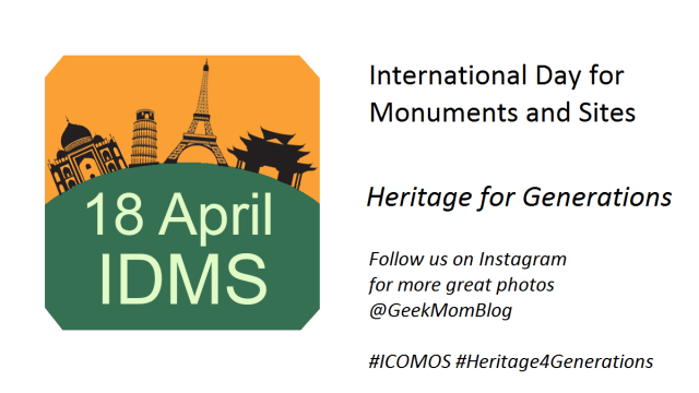 ICOMOS heritage for generations