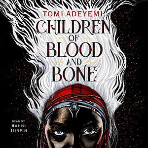 Children of Blood and Bone, Image: MacMillan Audio