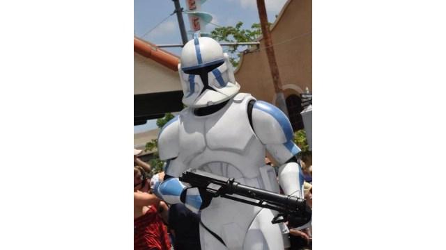 Clone Trooper Denal 501st Legion