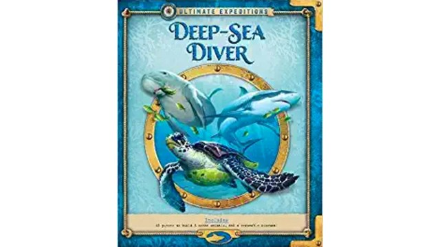 Deep Sea Diver \ Image: Quarto Group