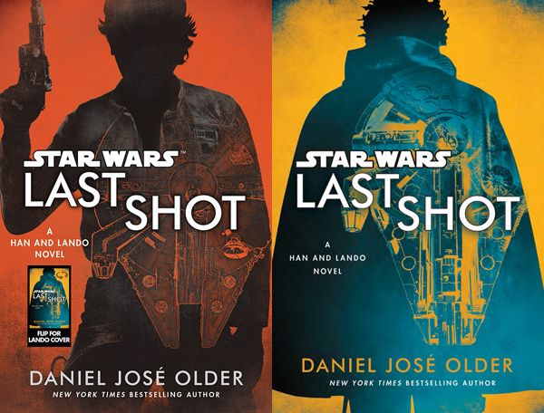 Last Shot Covers, Image: Del Rey