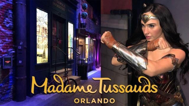 Madame Tussauds Orlando Justice League Experience \ Image: Dakster Sullivan