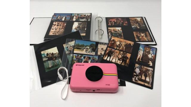 Polaroid Scrapbook \ Image: Dakster Sullivan