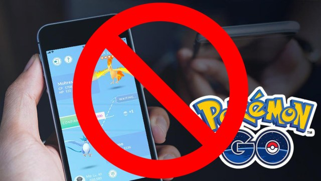 Restricted Pokemon Go Trading, Image: Sophie Brown