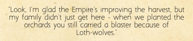 Servants of The Empire Quote 2