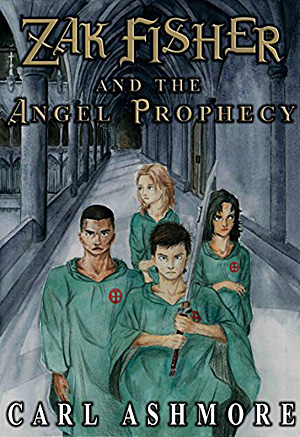 Zak Fisher and The Angel Prophecy Image: Carl Ashmore and Damian Trigo