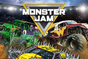 monster jam truck australia
