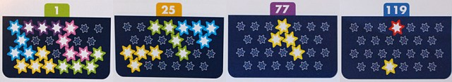 IQ Stars Sample Challenges at Starter, Junior, Master, and Wizard Levels, Image: Sophie Brown