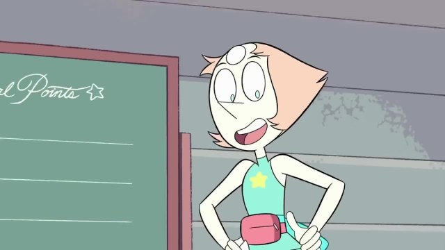 Pearl From 'Steven Universe'