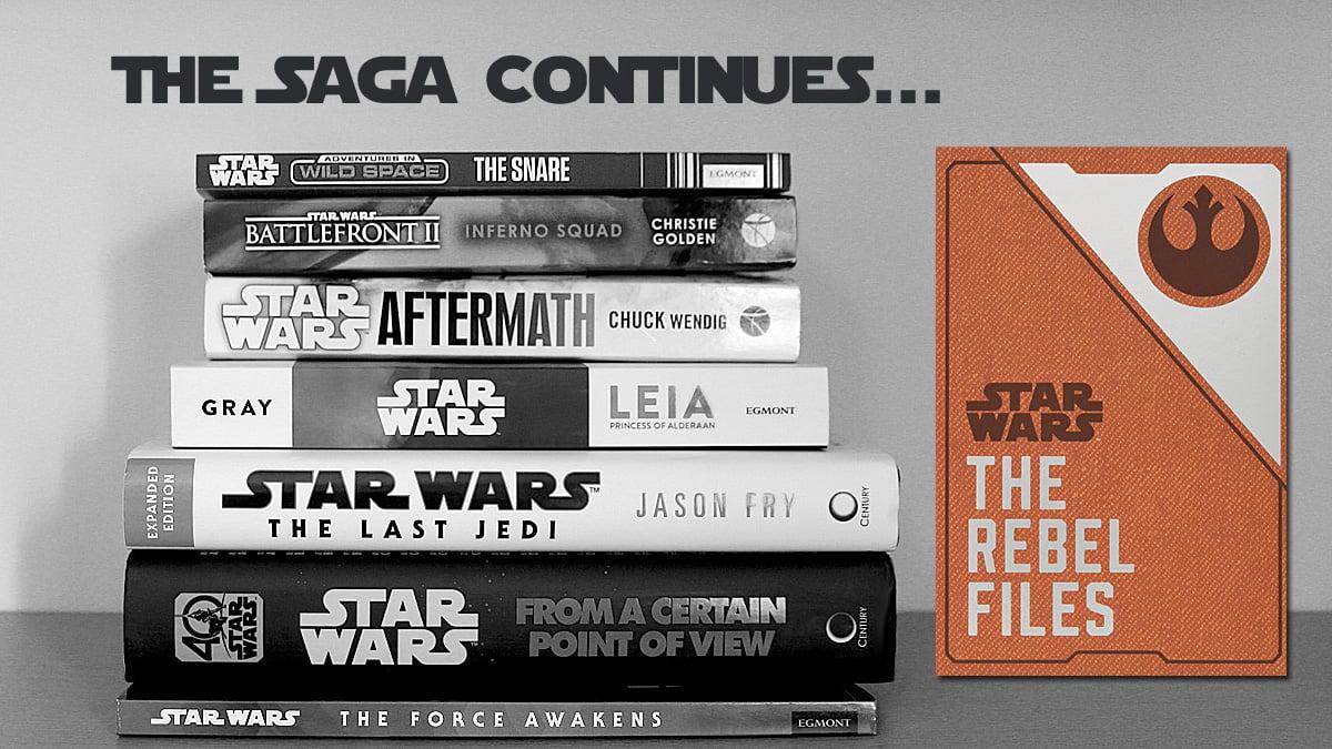 The Saga Continues, The Rebel Files
