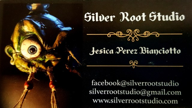 Silver Root Studios Business Card