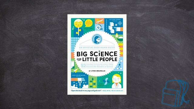 Big Science for Little People \ Image: Roost Books