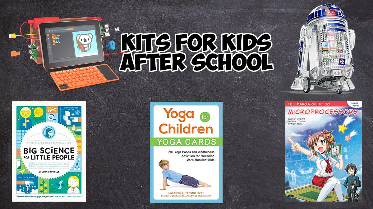 Kits for Kids After School \ Image: Dakster Sullivan