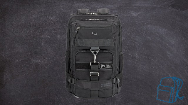 Solo Backpack \ Image: Solo