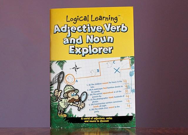Adjective, Verb, and Noun Explorer, Image: Sophie Brown