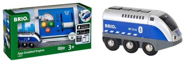 Brio App-Enabled Engine, Image: Brio