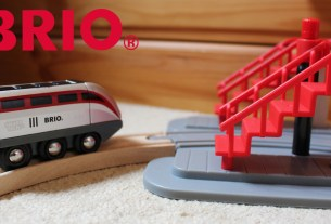 Brio Toy Trains for the Tech Generation, Image: Sophie Brown