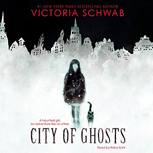 City of Ghosts, Image: Scholastic Audio