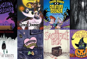 Halloween Reads for All Ages, Image: Sophie Brown