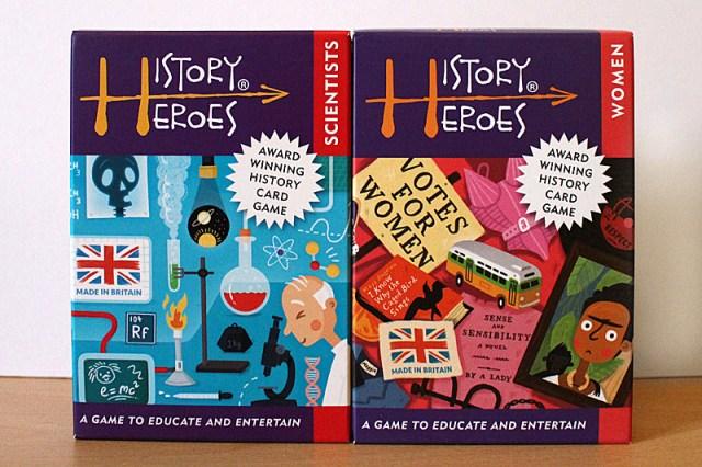 History Heroes, Image: Sophie Brown