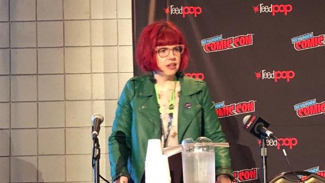 Kelly Sue DeConnick Aquaman