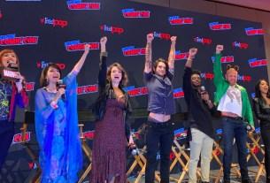 Marvel Rising NYCC 2018