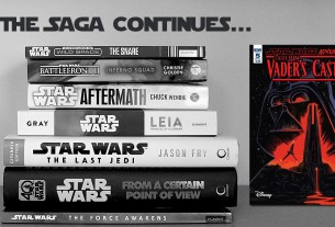 The Saga Continues: Tales From Vader's Castle Series, Image: Sophie Brown/IDW Publishing