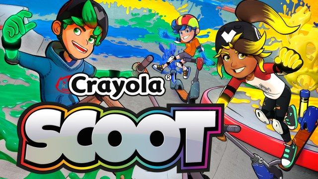 Crayola Scoot, Image Outright Games