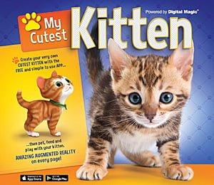 My Cutest Kitten, Image: Carlton Books
