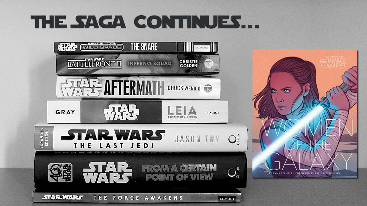 The Saga Continues, Women of the Galaxy, Image: Sophie Brown/Chronicle Books