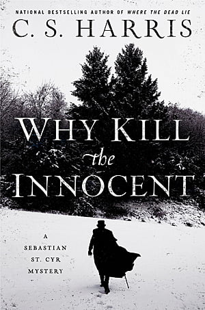 Why Kill the Innocent, Image: Berkley Books