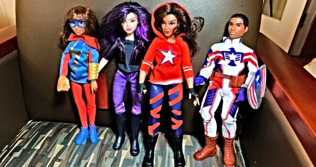 Hasbro Marvel Rising