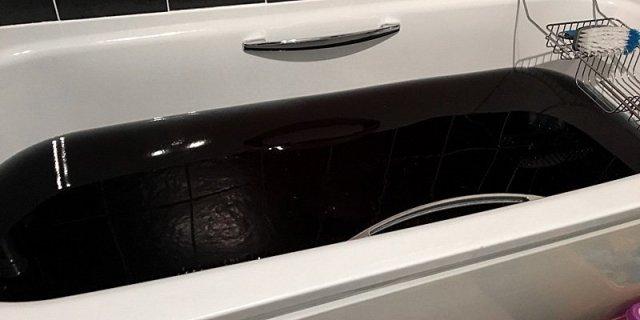 The Cauldron Bath Fizzer, Image: Sophie Brown