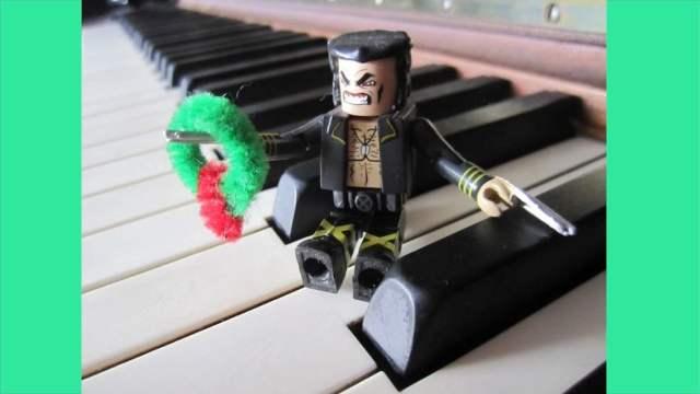 Wolverine Christmas Music