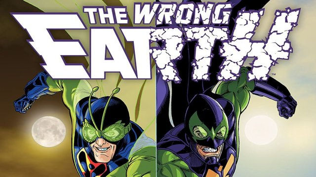 'The Wrong Earth' is a series that deserves a place on your pull list