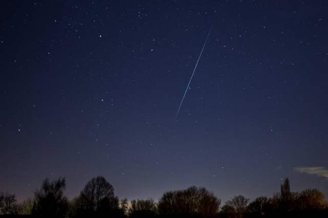 geminids and christmas comet