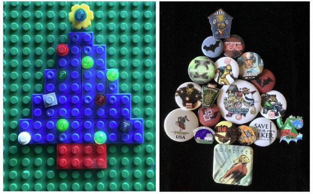 lego and pins
