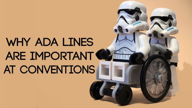 ADA lines are for all those with disabilities, not just visual ones. \ Image: Pixabay