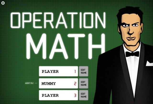 Operation Math, Image: Little 10 Robot