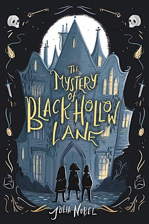 The Mystery of Black Hollow Lane, Image: Sourcebooks Inc