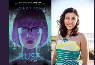 RUSE cover and Cindy Pon