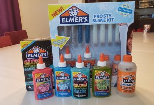 Elmer's Slime products.