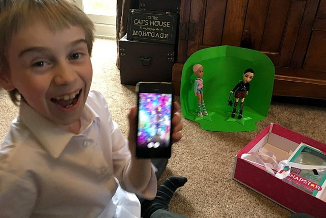 My Tween Son Finds Over-Editing a Photo Hysterical, Image: Sophie Brown
