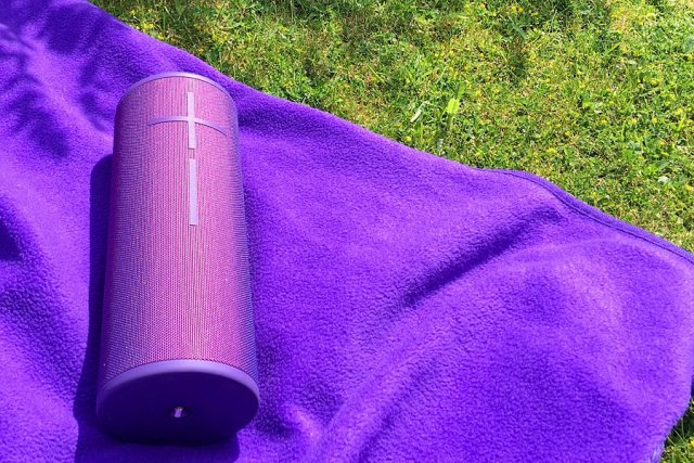 MegaBoom 3 Out and About, Image: Sophie Brown