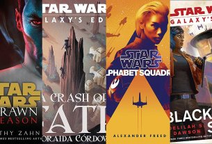 Star Wars Novel Covers, Images: Del Rey/Disney Lucasfilm Press