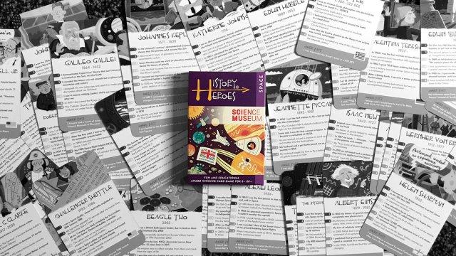 History Heroes Space, Image: Sophie Brown