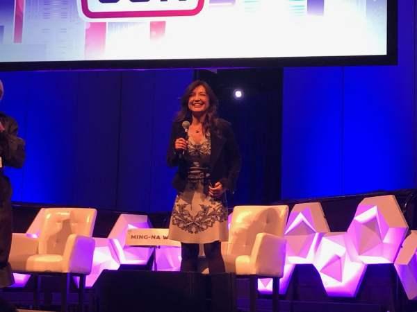 Ming-Na Wen at Denver Pop Culture Con