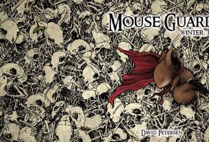 mouseguard winter